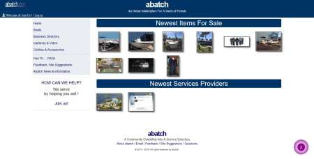 abatch home page