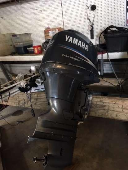 yamaha FL50txr & LF150txr motors