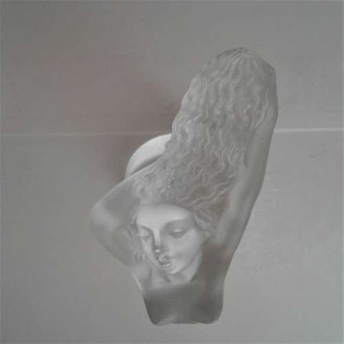 Lalique France Crystal Nude Woman $595 obo