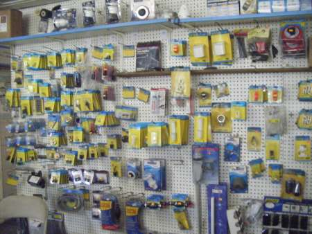 Just some of the parts in stock for you